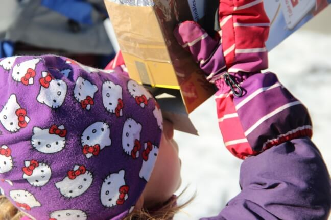 eclipse science for kids