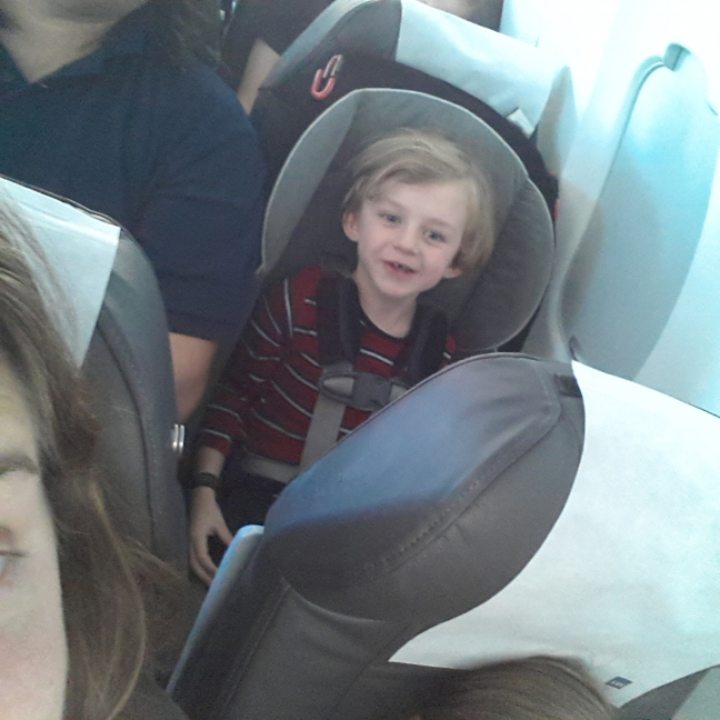 airline approved car seat